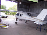 Kit Jabiru With Undercarriage and Wings Fitted