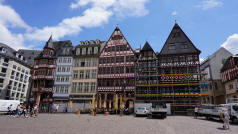 Frankfurt Old Town Square