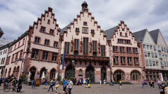 Frankfurt Old Town Hall