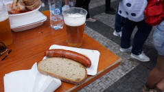 Klobasa Sausage and Beer